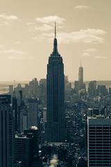 NYC (www.margosmit.com) Tags: nyc newyork skyline manhattan empirestatebuilding topoftherock canoneos100d