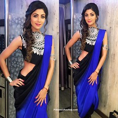 Shilpa Shetty in Stylish sleeveless Blouse Design 2016 (shaf_prince) Tags: actressinbluedresses actressinsarees amrapalijewelry blousebackdesigns blousebackneckdesigns blousemodels blouseneckdesigns blousepatterns bollywoodactress bollywoodblousestyles bollywooddesignerdresses bollywoodsarees celebritydresses designerblousesforwomen designerwear designerwearblouses doubleshadedsaree embroideredblousedesigns heavyworkblouses highcollarneckdesigns indianfashiondesigners ladiesfashionblouses sareeblousedesigns shilpashetty sleevelessblouses stylishdesignsforblouse