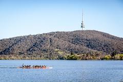 Lake Burley Griffen Dragon Boat-3 (Quick Shot Photos) Tags: act australia canberra canon floriade nsw theresa yarralumla australiancapitalterritory au