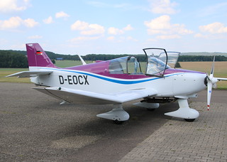 Robin DR400 D-EOCX Donzdorf 10/09/16
