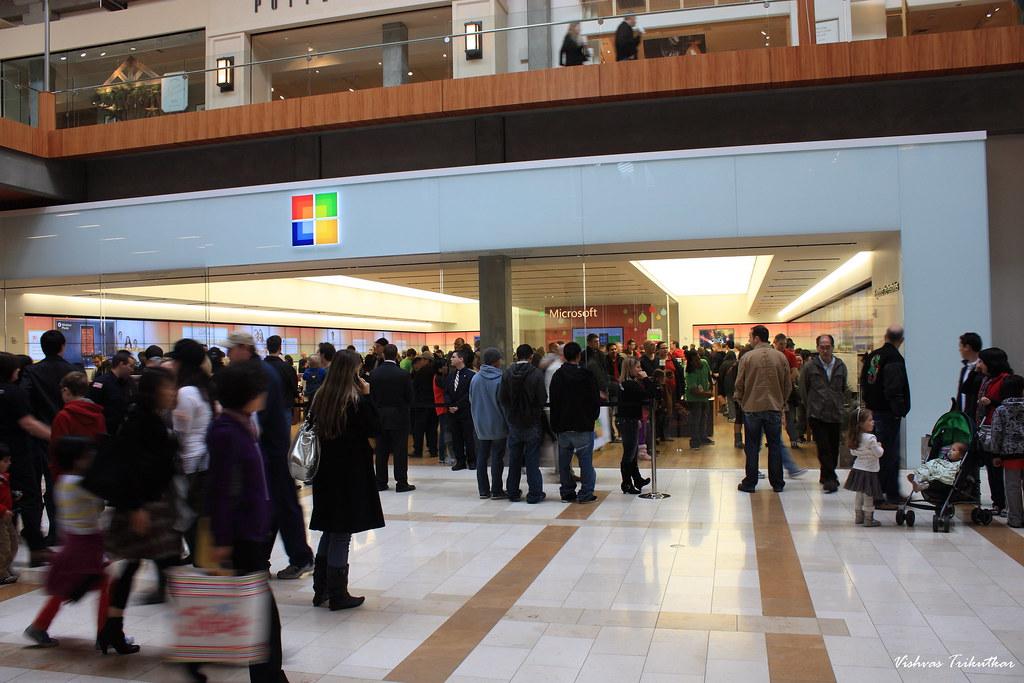 Microsoft Store @ Bellevue