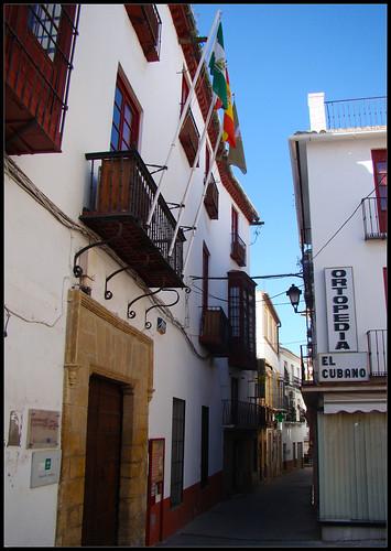 Casa Cervantes Velez-Málaga