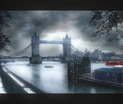 London Tower Bridge V (Chariots_of_Artists) Tags: winter snow london colors thames towerbridge river coloursplash brdge deepavali theunforgettablepictures absolutegoldenmasterpiece bestcapturesaoi tripleniceshot elitegalleryaoi mygearandmepremium mygearandmebronze mygearandmesilver mygearandmegold mygearandmeplatinum truthandillusion
