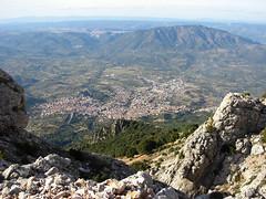 Monte Ortobene -  Nuoro - Oliena