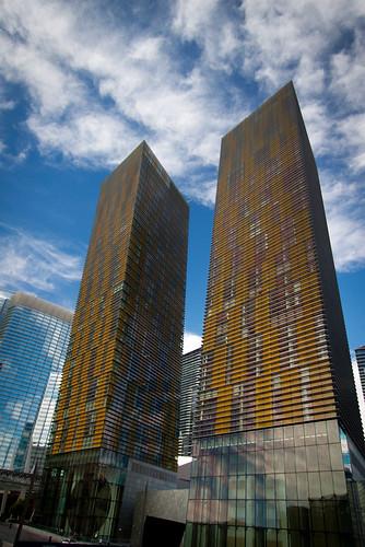 Twin Buildings