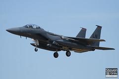 91-0318 - 1225 E183 - USAF - McDonnell Douglas F-15E Strike Eagle - Lakenheath - 100719 - Steven Gray - IMG_8643