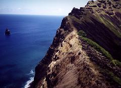 Velikonoční ostrov a kráčející moai