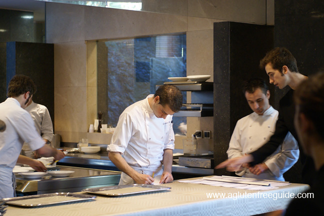 The Kitchen at El Bulli Restaurant Menu (4)