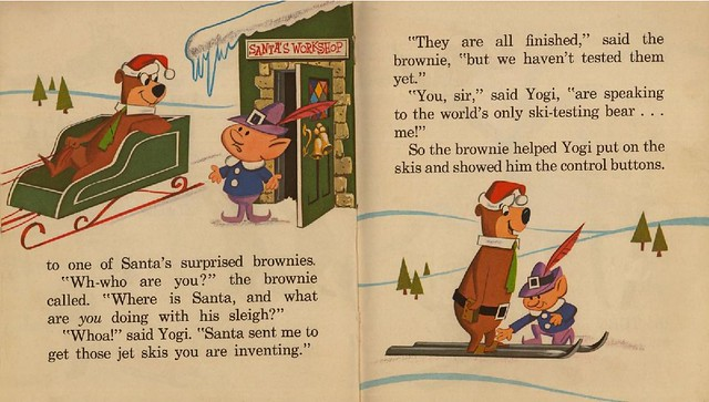 Yogi Bear Helps Santa010