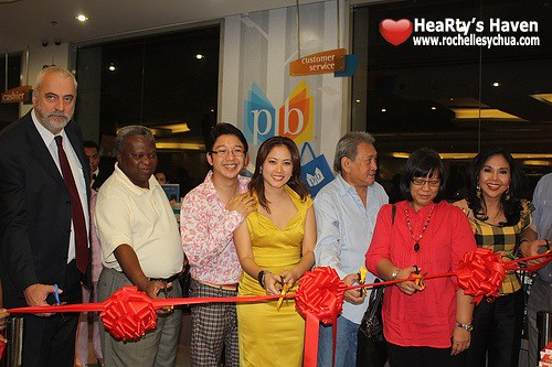ribbon cutting rj ledesma book