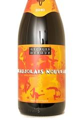 2010 Georges Duboeuf Beaujolais Nouveau