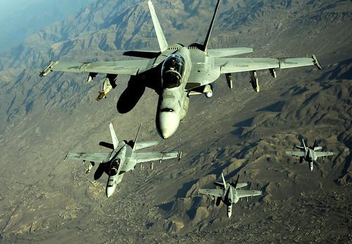 フリー写真素材, 乗り物, 航空機, 戦闘機, F/A- ホーネット,
