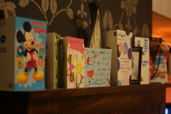 Frowny Bees Birthday (pepemczolz) Tags: birthday flower cards bees sony angry frown alpha a350