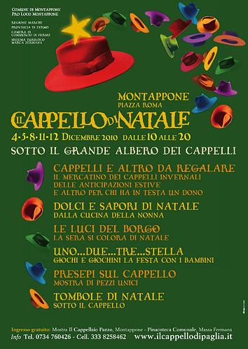 Il Cappello di Natale – Montappone (FM) - 4-5-8-11-12 Dicembre 2010