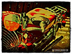 Mr Classic (© Rizalman Kasman™ Photography) Tags: classic bike honda antique hobby collection motorbike malaysia motorcycle motor 1001nights koleksi 1965 c70 antik hobi c50 boonsiew klasik kapcai customed
