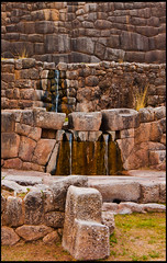 Tambo Machay (guillenperez) Tags: peru fountain inca cuzco site bath ruins cusco fuente inka ruinas area archaeological baño peruvian peruano machay arqueologica tambo