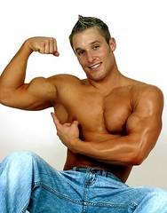 Myles Hannaman (xxxlilithxxx) Tags: man hot cute sexy men jock pecs big muscle muscular wrestling hunk huge strong bodybuilder biceps abs stud hunky hunks hottest