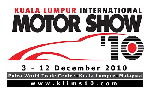 KLIMS - Kuala Lumpur International Motor Show 2010 @ PWTC