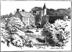 The 'Bonnie Hoose o' Airlie' -  Airlie Castle