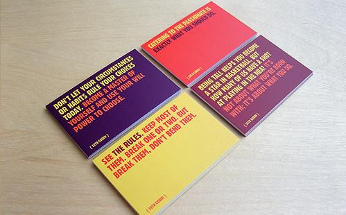 Seth Godin Quote Cards