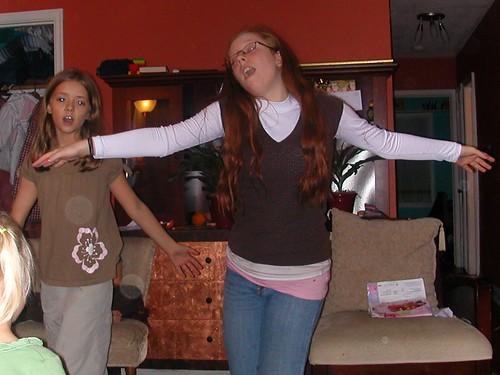 Nov 25 2010 Program Lizzy and Ila