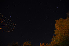 Beehive cluster and Constellation Leo: Sony A55 for 15 sec at f/2.8, ISO800, 17mm (Stephen Little) Tags: nature skywatching Astrometrydotnet:status=solved widefieldastrophotography Astrometrydotnet:version=14400 sonyslta55v Astrometrydotnet:id=alpha20101250546337