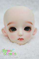 Face up : Ange Uri (faie_na) Tags: ange uri customhouse faceup