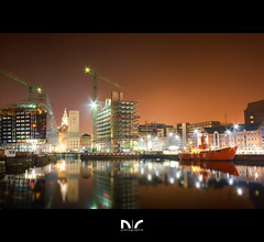 Liverpool (Coco Carrigan) Tags: city england night liverpool canon buildings eos