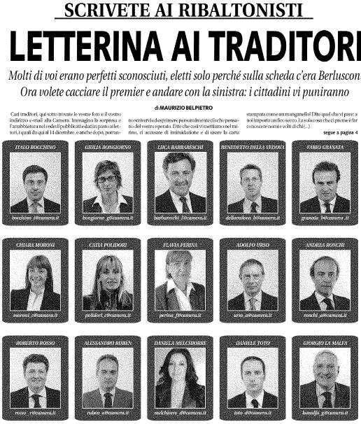 traditori