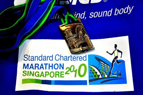 Standard Chartered Marathon Bangkok 2015