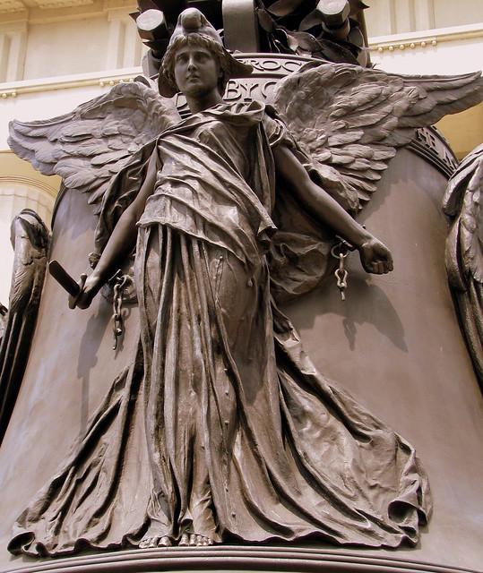 Louisville's Thomas Jefferson Statue: Brotherhood of Man