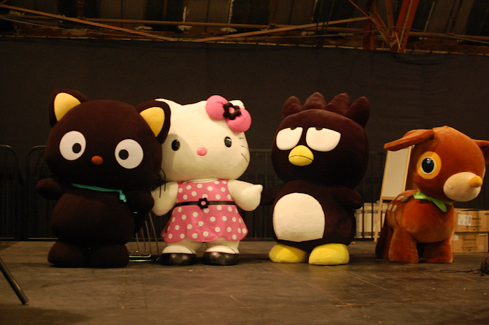 large sanrio plush