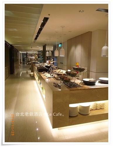 [2010。台北]老爺酒店_早餐_2