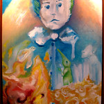 "Petty Prince with Heavy Heart <a style=""margin-left:10px; font-size:0.8em;"" href=""http://www.flickr.com/photos/30723037@N05/5242270145/"" target=""_blank"">@flickr</a>"