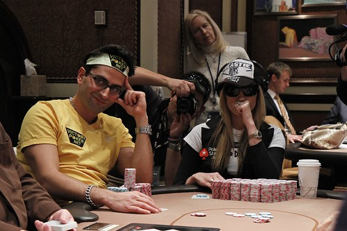 2216 Antonio Esfandiari and Vanessa Rousso