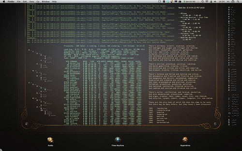 My Latest OSX Desktop