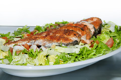 Salmon after being cooked :) (Hadi Photography) Tags: food fish art cooking recipe photography salad eating arts cook salmon eat experience safa hadi afoodphotographyexperience   kadhim safakadhim hadiphotographyart hadiphotographyarts hadiphotographyandart    safaphotography safaphotographyandart safaphotographyart safaphotographyarts