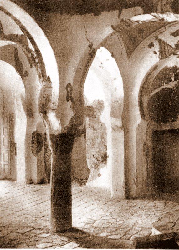 Mezquita de Tornerías a comienzos del siglo XX
