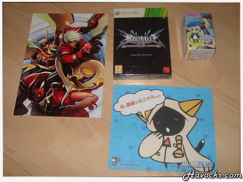 BlazBlue CS - Limited Edition - 10