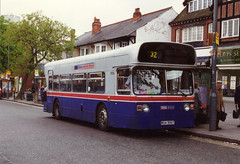 WDA956T - 1956 (NOA 462X) Tags: bus buses 1956 leyland fleetline twm mcw hovis wmt wmpte wda956t wmbuses