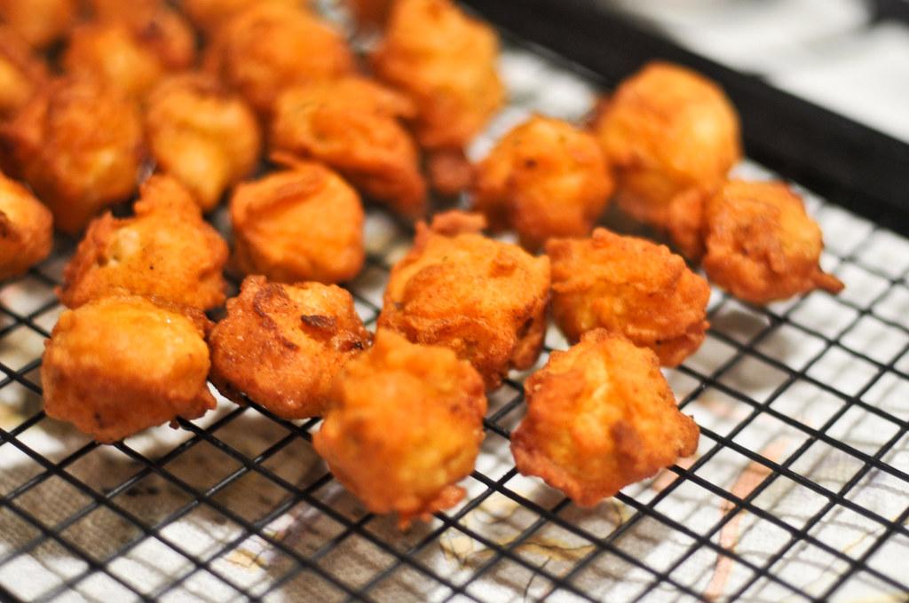 Buttermilk Fried Mushrooms