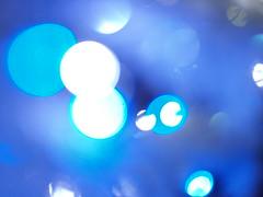 Blue Light Christmas (shunkoba) Tags: christmas light dream e510 30mmf14blue