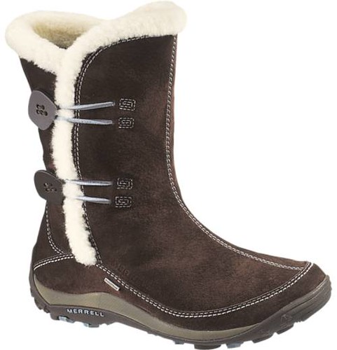 my new snow boots