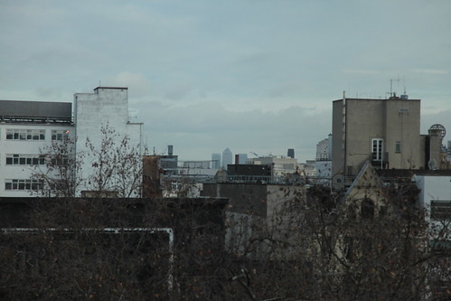 Isle of Dogs skyline