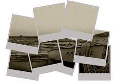 Polaroid sepia (Zalito) Tags: sepia polaroid boats barche boote bateaux barcas