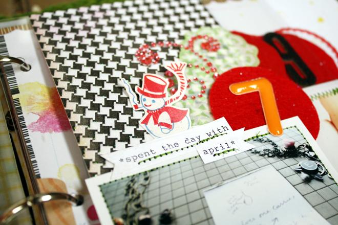 December 7 - Journaling