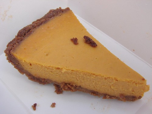 Pumpkin Pie from Pies 'n' Thighs