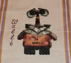 Wall-E finally finished!