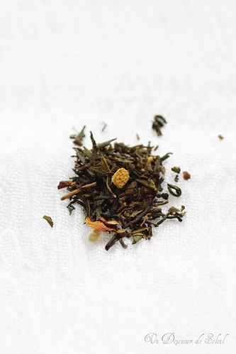 Spiced tea for Christmas