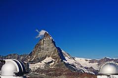matterhorn from gornergrats (pcgphotography) Tags: snow mountains alps zermatt matterhorn switzterland gornergrats
